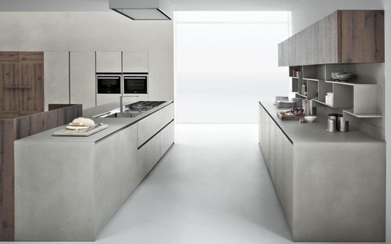 Piani di lavoro innovativi per la cucina news lupi - Piani lavoro cucine ...