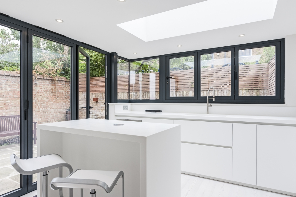 Progettazione cucina residenza privata Londra | Progetti | Lupi ...