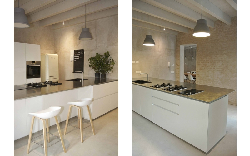 cucina di entrata libera 48 per residenza a mantova