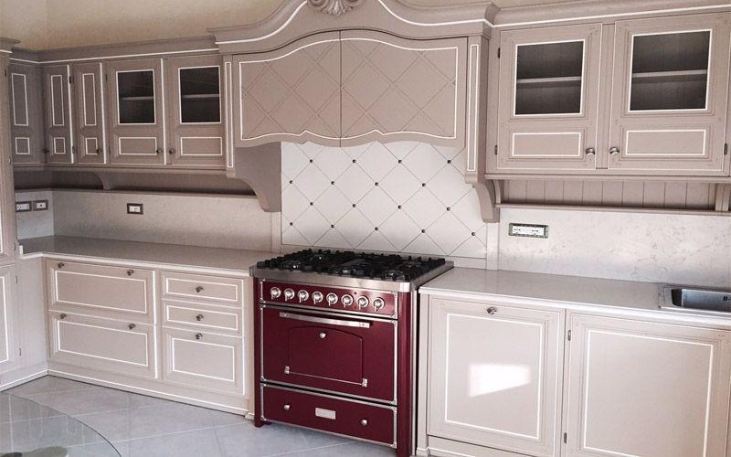 Arredo Cucina Classica. Cucina In Finta Muratura Funzionalit E ...