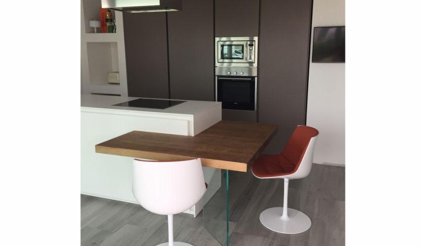 La cucina dall\'esposizione a casa | Progetti | Lupi Arredamenti