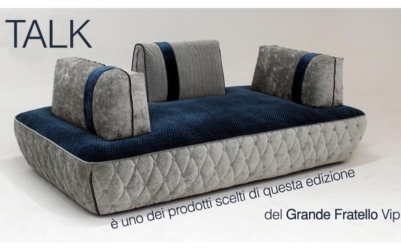 Talk il divano scelto dal Grande Fratello Vip   News   Lupi Arredamenti