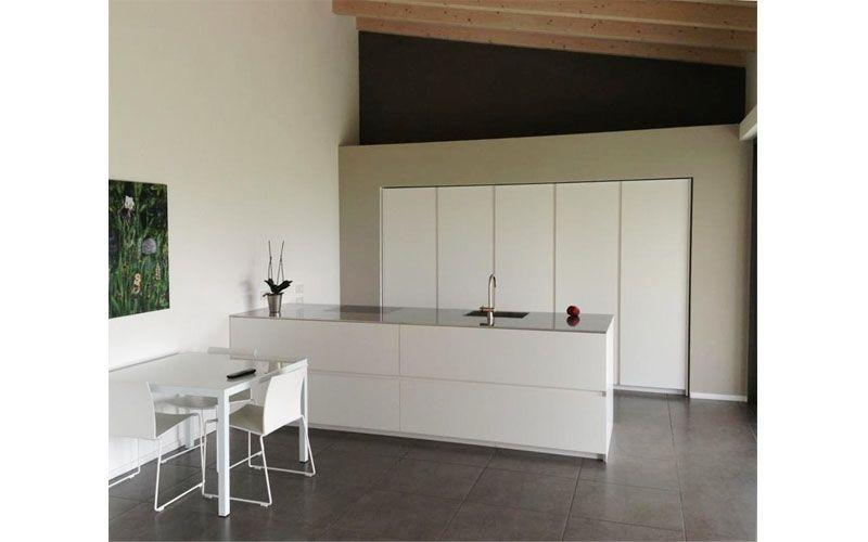 Cucina moderna entrata libera 48
