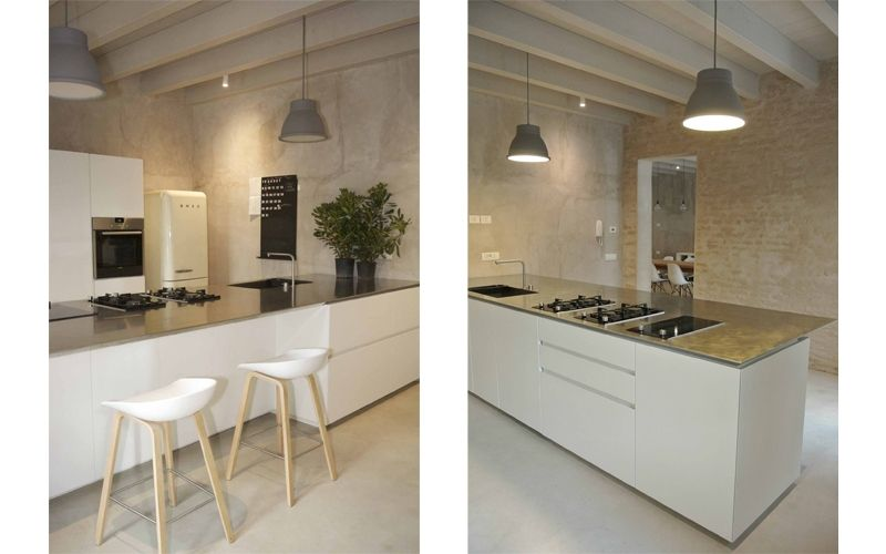 Cucina di Entrata Libera 48 per residenza a Mantova | Progetti ...